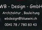 Visitenkarte WB Design
